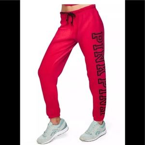 Victoria's Secret PINK NWT Classic Jogger Sweats